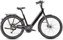 e-Citybike Moustache Bikes LUNDI 27.3 black