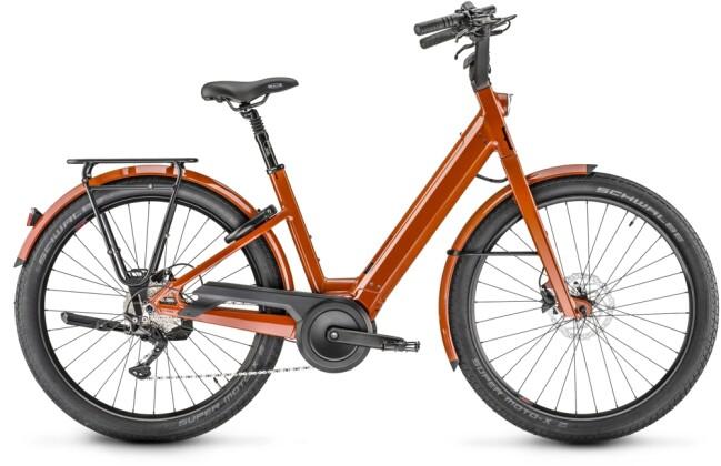 e-Citybike Moustache Bikes LUNDI 27.1 black 2021