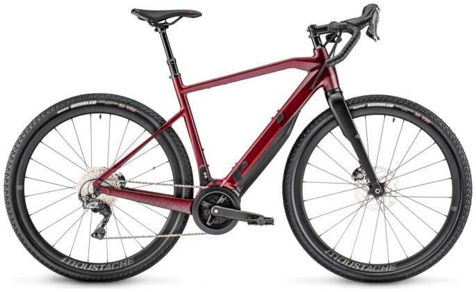 e-Rennrad Moustache Bikes DIMANCHE 29.5 GRAVEL 2021