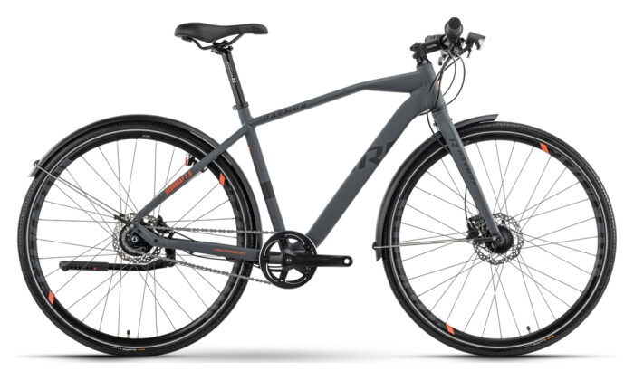 Citybike Raymon UrbanRay 2.0 2021