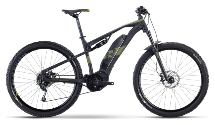 e-Mountainbike Raymon FullRay E-Nine 5.0 2021