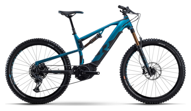 e-Mountainbike Raymon FullRay E-Seven 10.0 2021