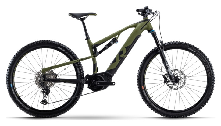 e-Mountainbike Raymon FullRay E-Nine 9.0 2021