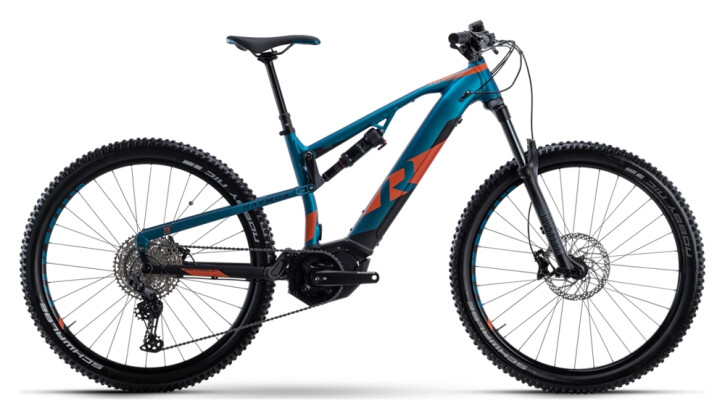 e-Mountainbike R Raymon FullRay E-Nine 7.0 2021