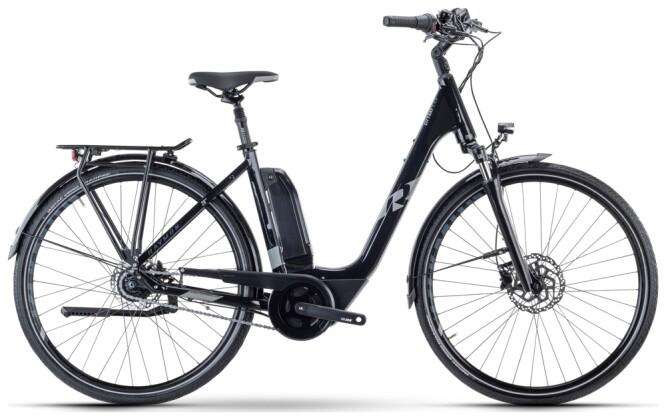 e-Citybike R Raymon CityRay E 4.0 FW schwarz 2021