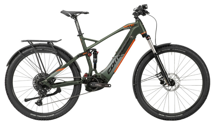 e-Mountainbike Corratec E-Power MTC 120 Elite 2021