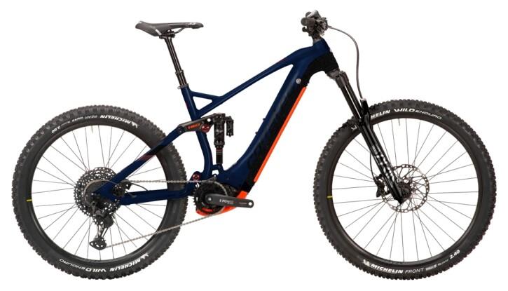 e-Mountainbike Corratec E-Power RS 160 Factory 45 2021