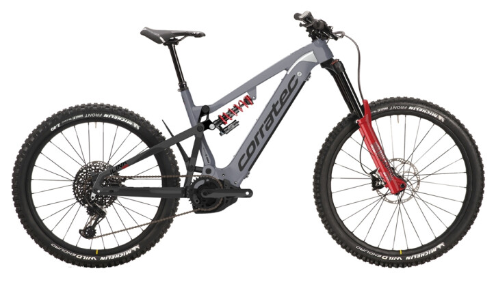 e-Mountainbike Corratec E-Power iLink 180 Factory 2021