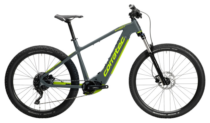e-Mountainbike Corratec E-Power X Vert Race Trinity Tube (Gent) 2021