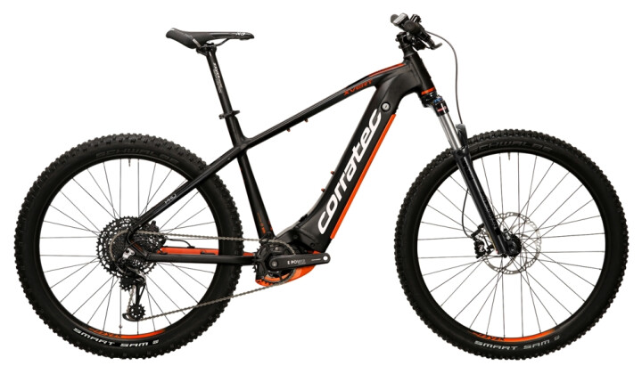 e-Mountainbike Corratec E-Power X Vert Pro Shadow Edge (Gent) 2021