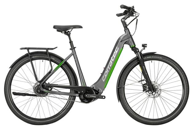 e-Citybike Corratec E-Power Trekking Trinity Tube 28 P5 8S (Wave) 2021