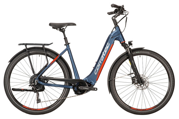 e-Trekkingbike Corratec E-Power Trekking Trinity Tube 28 CX6 12S (Wave) 2021