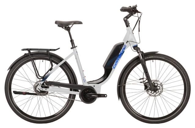 e-Citybike Corratec E-Power Urban 28 Fusion Tube AP5 8S (Wave) 2021