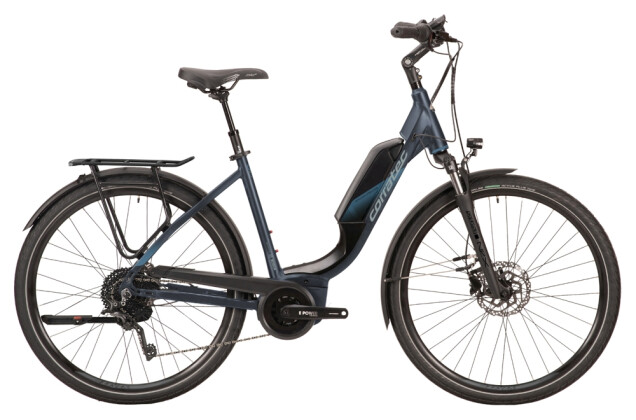 e-Trekkingbike Corratec E-Power Urban 28 Fusion Tube AP5 12S (Wave) 2021