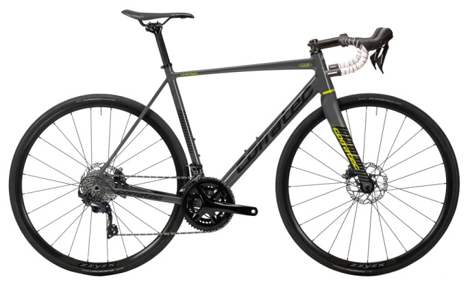 Race Corratec Corones Elite Disc 2021