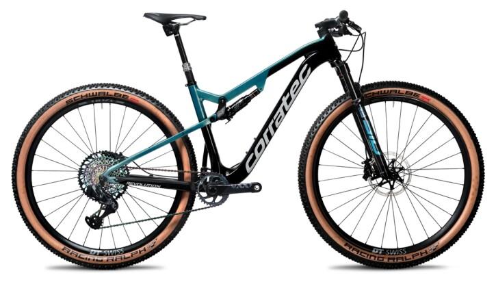 Mountainbike Corratec Revolution iLink SL Factory 2021