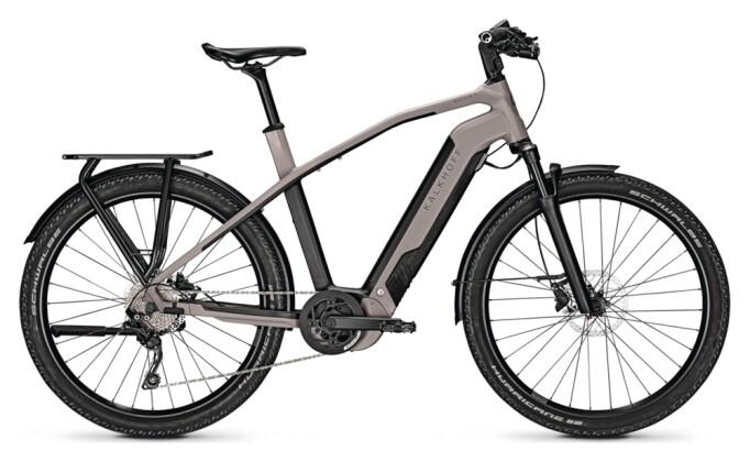 e-Trekkingbike Kalkhoff ENTICE 7.B MOVE grey H 2021