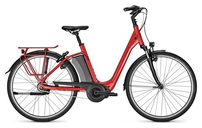 e-Citybike Kalkhoff AGATTU 1.S ADVANCE red Comfort 2021