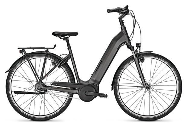e-Citybike Kalkhoff AGATTU 3.B ADVANCE black Wave 2021