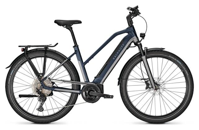 e-Trekkingbike Kalkhoff ENDEAVOUR 5.B ADVANCE+ blue D 2021