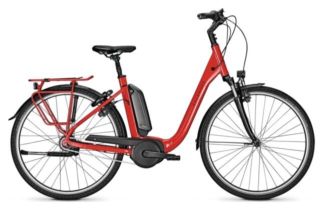 e-Citybike Kalkhoff AGATTU 1.B ADVANCE red Comfort 2021