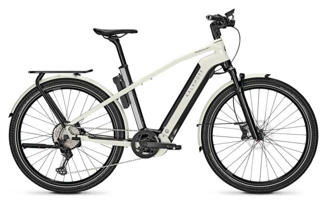 e-Trekkingbike Kalkhoff ENDEAVOUR 7.B ADVANCE black/white H 2021