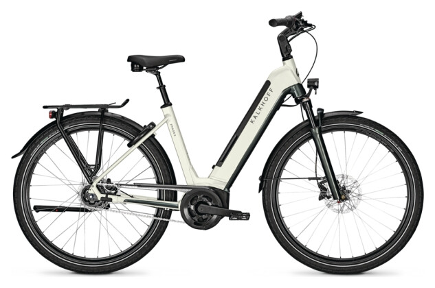 e-Citybike Kalkhoff IMAGE 5.B MOVE+ white Wave 2021