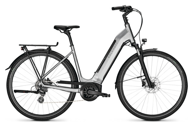 e-Trekkingbike Kalkhoff ENDEAVOUR 3.B MOVE 400 silver Wave 2021
