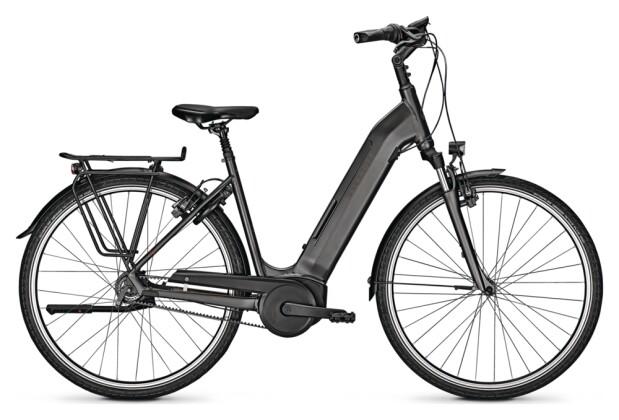 e-Citybike Kalkhoff AGATTU 3.B EXCITE black Wave 2021