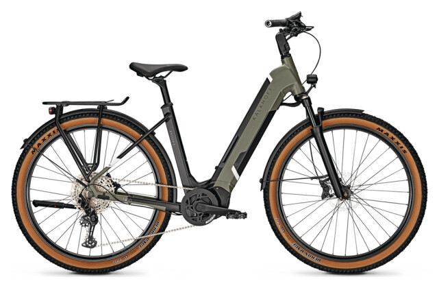 e-Trekkingbike Kalkhoff ENTICE 5.B ADVANCE+ green Wave 2021