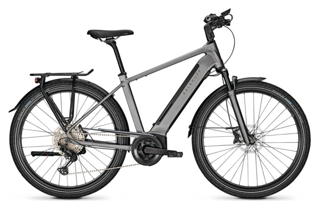 e-Trekkingbike Kalkhoff ENDEAVOUR 5.B EXCITE+ grey H 2021
