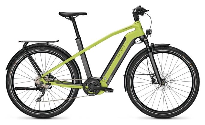 e-Trekkingbike Kalkhoff ENDEAVOUR 7.B MOVE black/green H 2021
