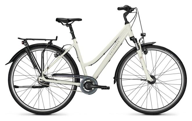 Citybike Kalkhoff AGATTU 8R HS white D 2021