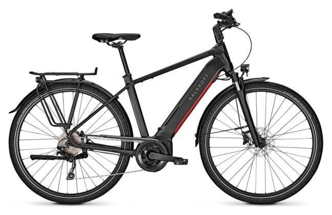 e-Trekkingbike Kalkhoff ENDEAVOUR 5.B SEASON 500 black H 2021