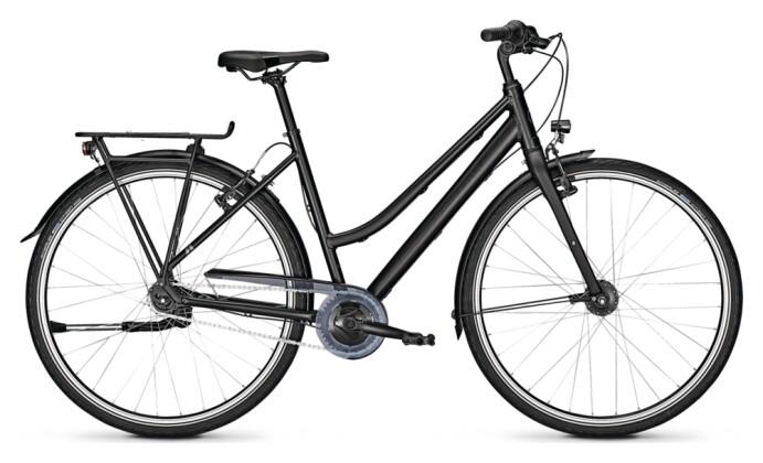 Citybike Kalkhoff AGATTU LITE 7 black D 2021