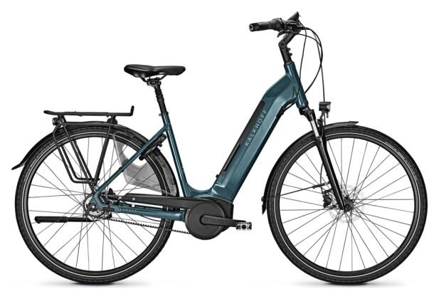 e-Citybike Kalkhoff IMAGE 3.B EXCITE BLX blue Wave 2021