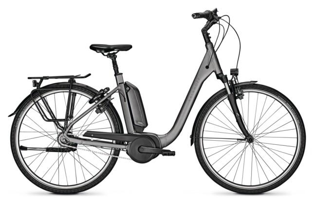 e-Citybike Kalkhoff AGATTU 1.B ADVANCE grey Comfort 2021