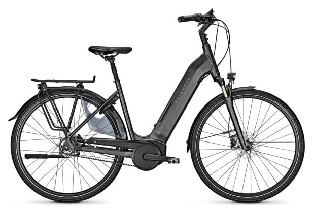 e-Citybike Kalkhoff IMAGE 3.B EXCITE BLX black Wave 2021