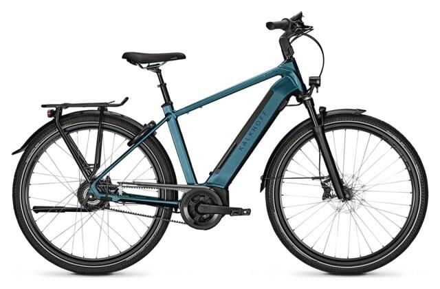 e-Citybike Kalkhoff IMAGE 5.B EXCITE+ blue H 2021