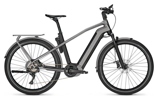 e-Trekkingbike Kalkhoff ENDEAVOUR 7.B ADVANCE black/grey H 2021