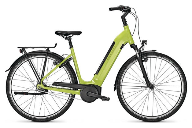 e-Citybike Kalkhoff AGATTU 3.B MOVE green Wave 2021