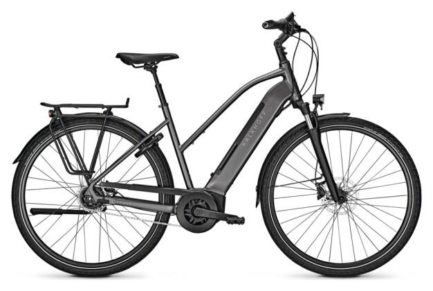 e-Citybike Kalkhoff IMAGE 3. B ADVANCE grey D 2021