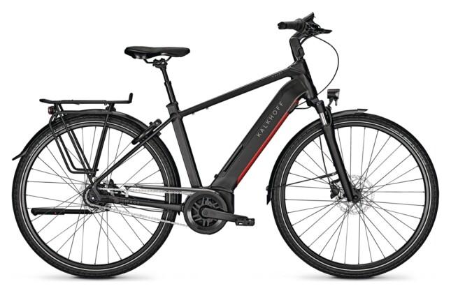 e-Citybike Kalkhoff IMAGE 5.B SEASON black H 2021