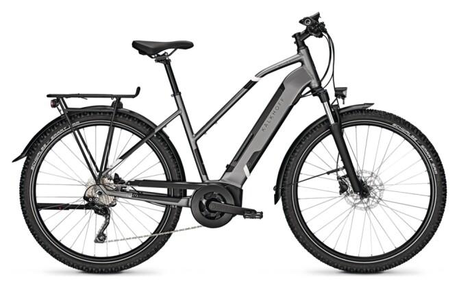 e-Trekkingbike Kalkhoff ENTICE 3.B ADVANCE grey D 2021