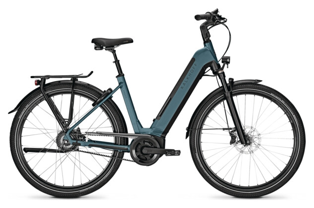 e-Citybike Kalkhoff IMAGE 5.B EXCITE+ blue Wave 2021