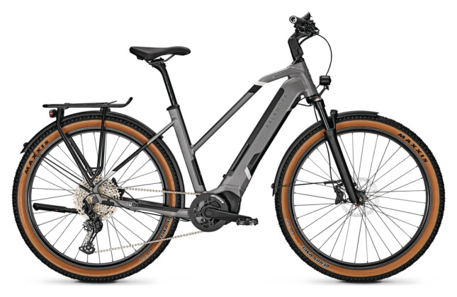 e-Trekkingbike Kalkhoff ENTICE 5.B ADVANCE+ grey D 2021