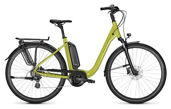 e-Trekkingbike Kalkhoff ENDEAVOUR 1.B MOVE 500 green Comfort 2021