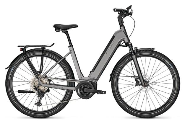 e-Trekkingbike Kalkhoff ENDEAVOUR 5.B EXCITE+ grey Wave 2021