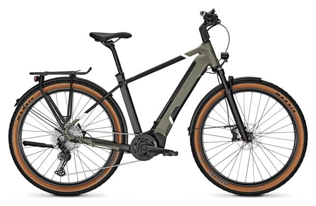 e-Trekkingbike Kalkhoff ENTICE 5.B ADVANCE+ green H 2021