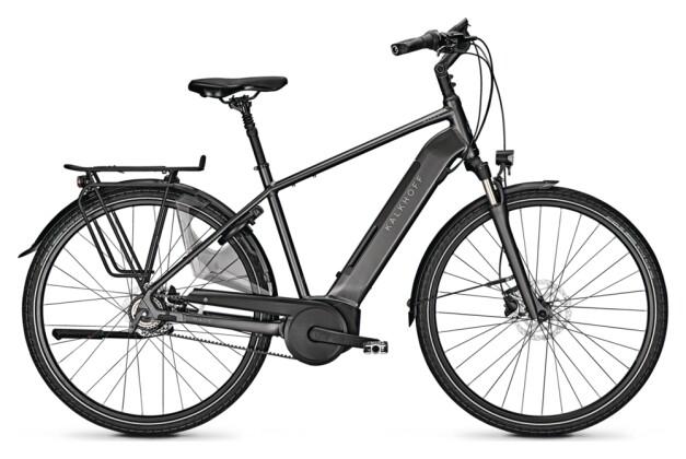e-Citybike Kalkhoff IMAGE 3.B EXCITE BLX black H 2021
